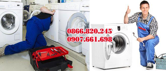 sửa máy giặt tại nhà giá rẻ tphcm