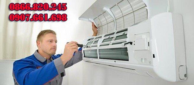 sửa máy lạnh tại nhà tphcm