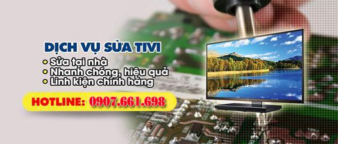 Sửa tivi tphcm giá rẻ chuyên nghiệp