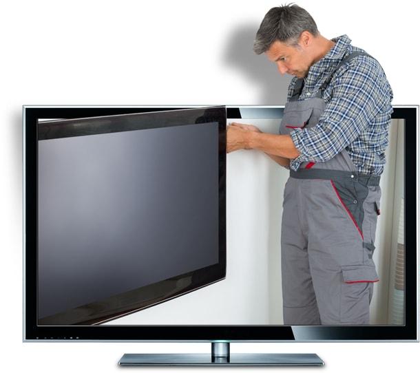 Sửa Tivi LCD Giá Rẻ Tại Nhà